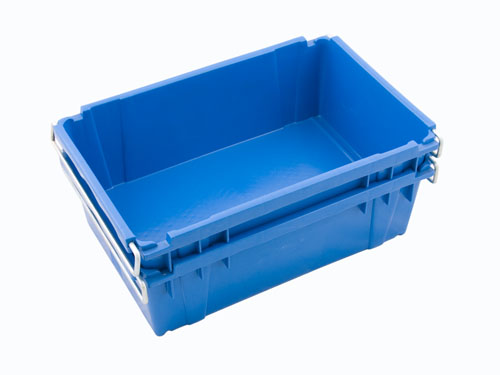 XIN LogisticX Solid Crate 25L - Nesting