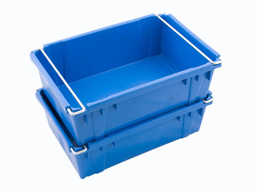 XIN LogisticX Solid Crate 25L - Stacking