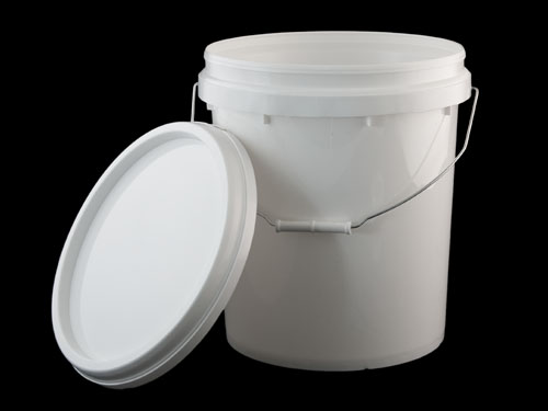 LogisticX Dura Pail w/ Lid 20L - with Lid